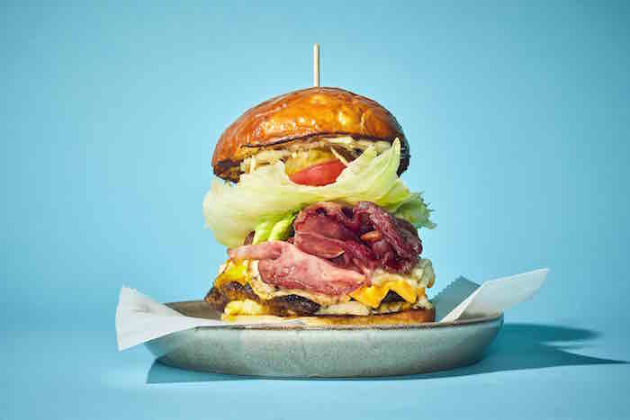 X-tudo Burger