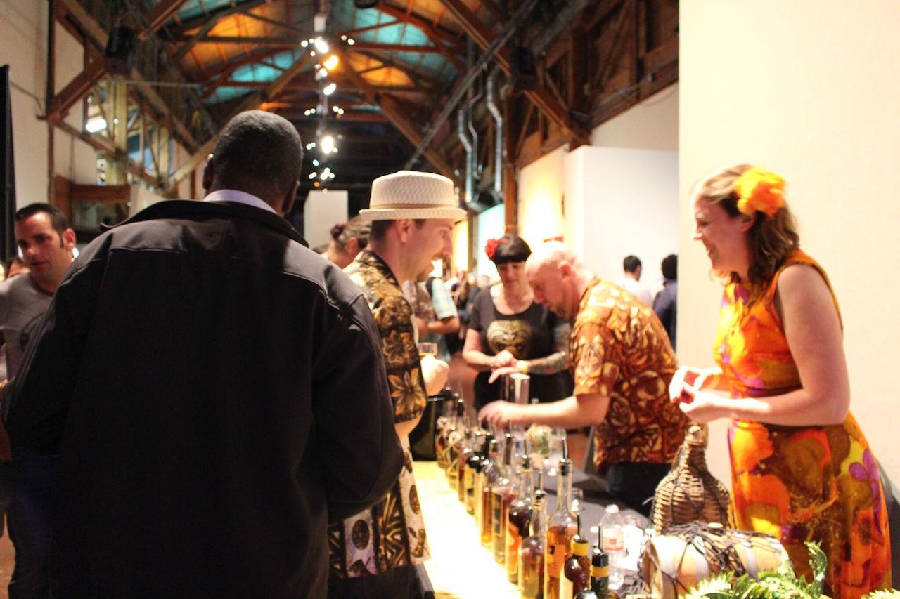 Last year's rum festival