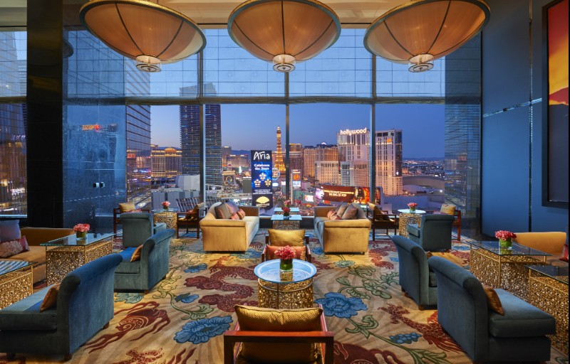 The Waldorf Astoria Las Vegas Hotel & Residences Debuts On Legendary Las Vegas Strip