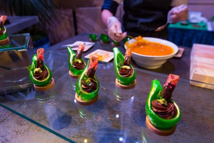 Haute Cuisine event