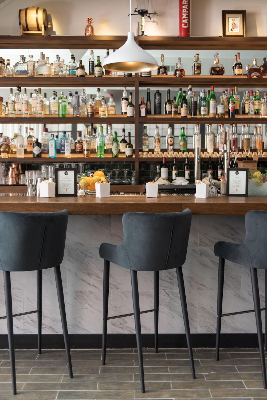The bar at White Rabbit