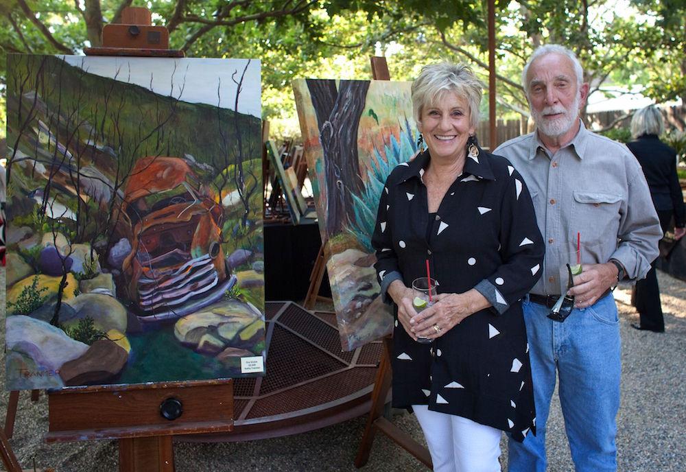Kathy and Joel Tranmer