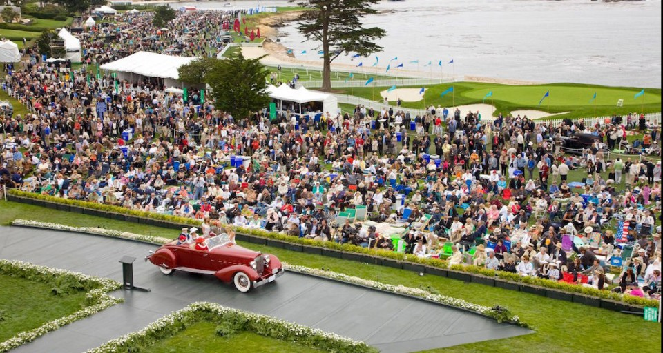 Highlights Of The 2018 Pebble Beach Concours & Monterey Automotive Week
