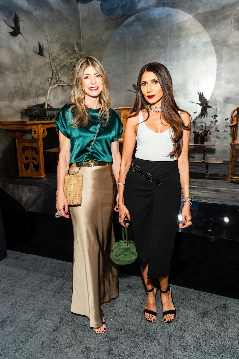Alexandra Wells and Sobia Shaikh