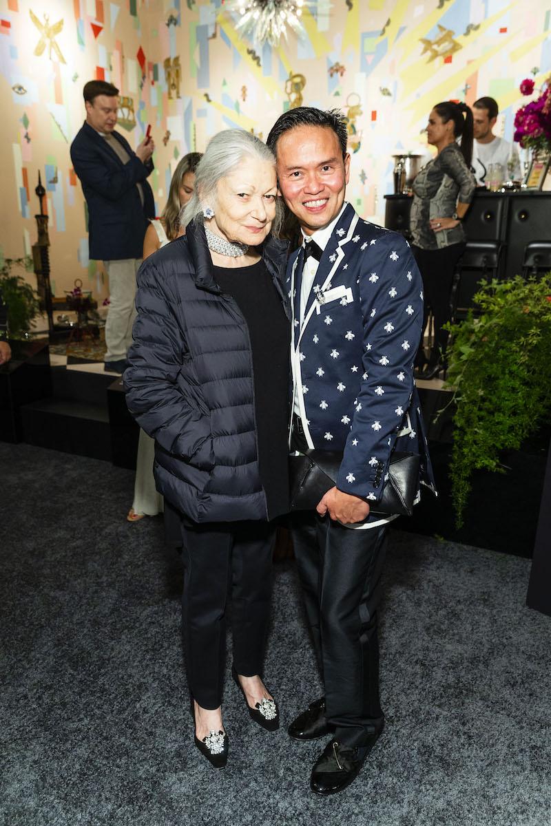 Denise Hale and Jonathan Rachman