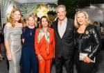 SAN FRANCISCO, CA - October 10 - Margan Mulvihill, Ariane Trimuschat, Nancy Pelosi, Paul Pelosi and Suzanne Tucker attend The San Francisco Fall Art & Antiques Show Opening Nigh Preview Gala on October 10th 2018 at Festival Pavilion, Fort Mason Center for Arts & Culture in SAN FRANCISCO, CA (Photo - Drew Altizer)