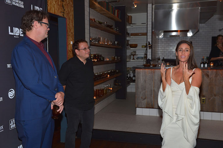 The Long Run For Recovery: An Evening Hosted By Rainn Wilson And Soleil Moon Frye In Support Of Haiti And Hurricane Florence Relief Presented By WRLDX Funds Without Borders