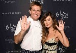Chef Curtis Stone and Lindsay Price