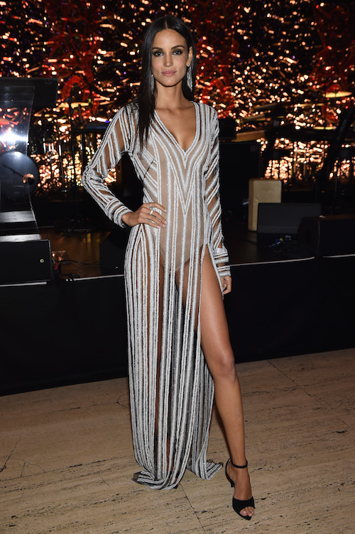 Sofia Resing attends the 2018 Angel Ball hosted by Gabrielle's Angel Foundation at Cipriani Wall Street on October 22, 2018 in New York City.
