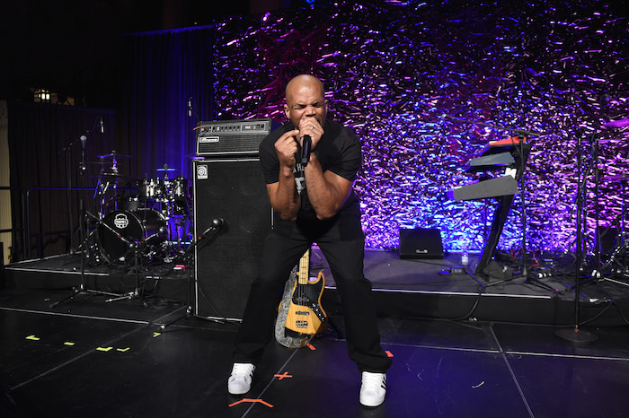 "Darryl ""DMC"" McDaniels performs onstage at the 2018 Angel Ball hosted by Gabrielle's Angel Foundation at Cipriani Wall Street on October 22, 2018 in New York City."