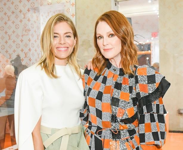 Sienna Miller, Julianne Moore