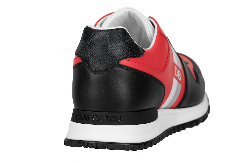"""baa5ef25efa The program offers countless combinations for the """"Now Yours Run Away""""  sneaker"""