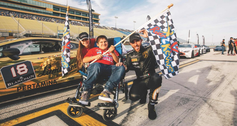 Ride2Revive: How The David Family Is Revitalizing The Senses Of Sick Children With Their Annual Supercar Event