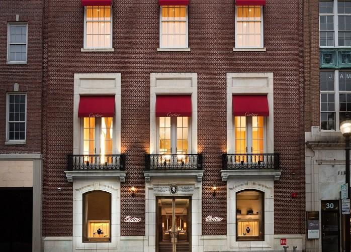 Cartier Boston