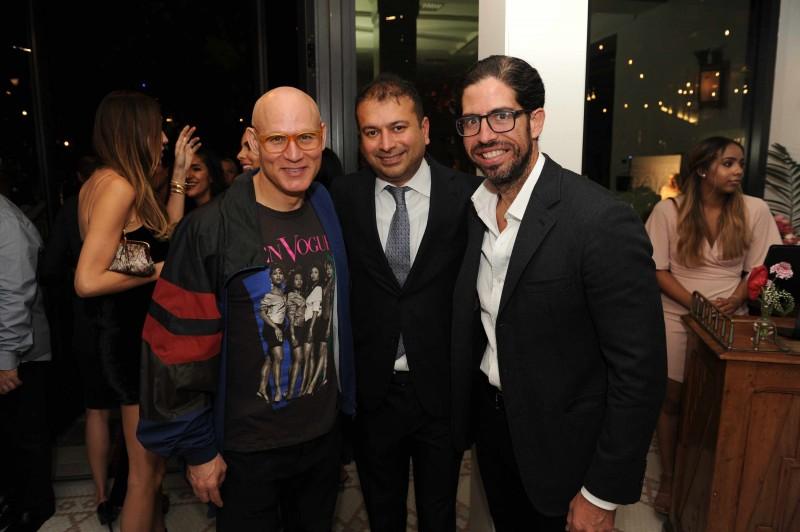 Craig Robins, Kamal Hotchandani, & David Martin2