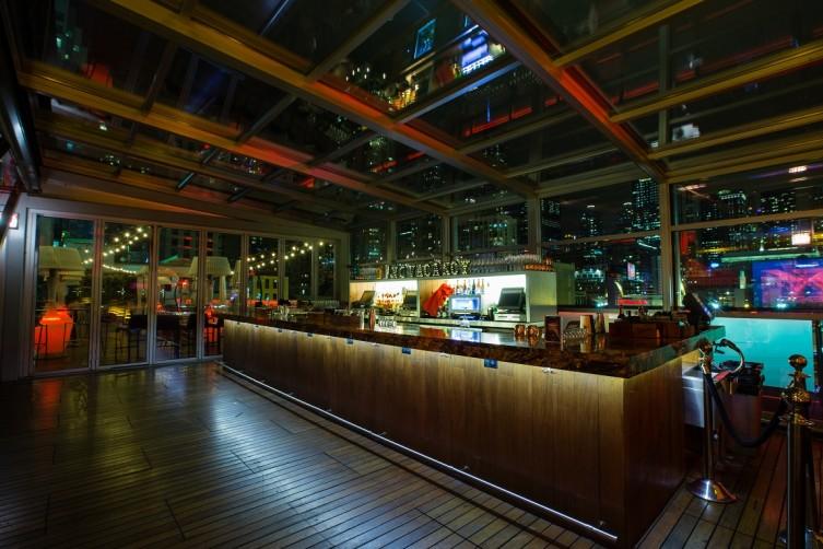 Godfrey - Haunted Hotel - IO Bar