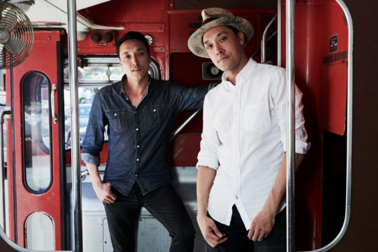 Jonnie and Mark Houston.
