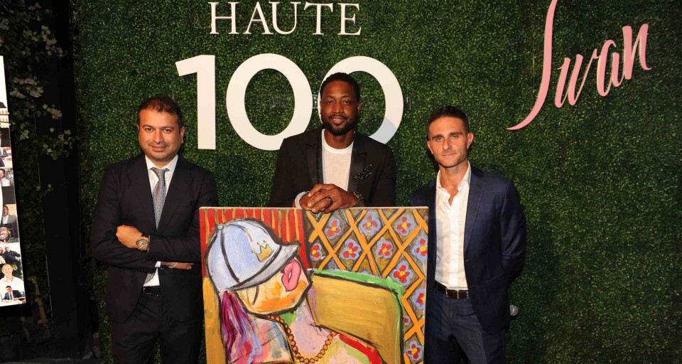 Inside Haute Living's 10th Annual Haute 100 Celebration With Special Guest Dwyane Wade