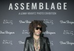 Assemblage: Lenny Kravitz Exhibition Inspired by Dom Perignon