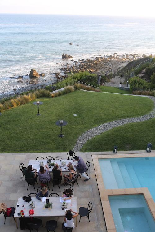 Malibu scene