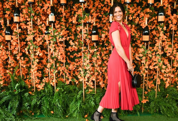 Stars Toast The 9th Annual Veuve Clicquot Polo Classic In Style In Los Angeles