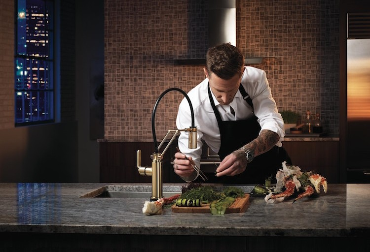 Chef Michael Voltaggio Talks Inspired Kitchen Design, Luxury Entertaining And What He's Cooking This Fall