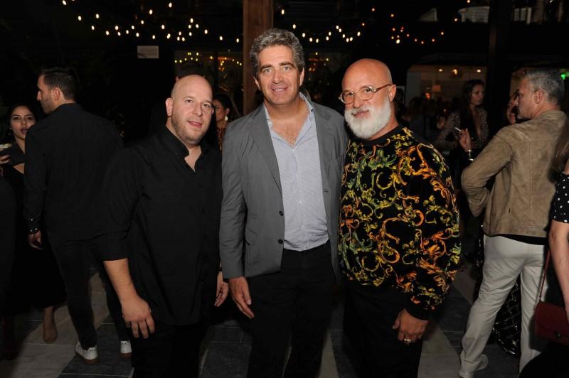 Noah Tepperberg, Jeff Soffer, & Moe Garcia1