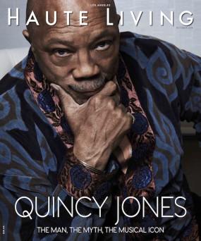 Quincy Jones Cover