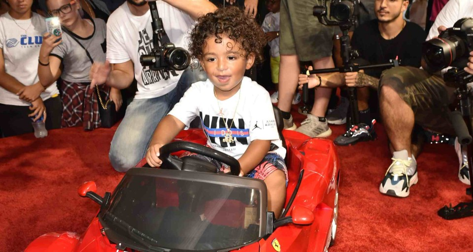 CYBEX And Tot Living By Haute Living Celebrate Asahd Khaled's 2nd Birthday