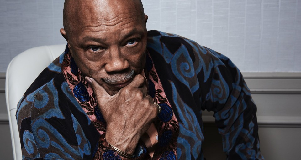 Quincy Jones Shows How He's Always Managed To Hit The Right Notes In New Netflix Documentary