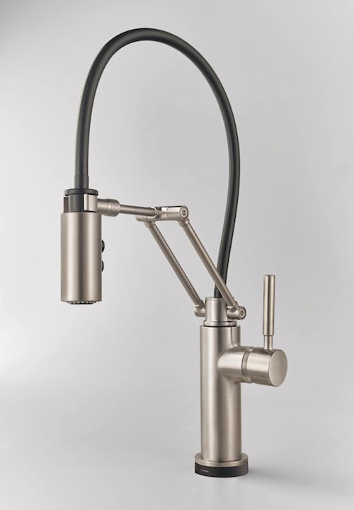Solna Articulating Kitchen Faucet