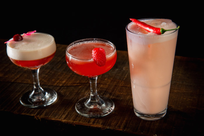 Tijuana Picnic Pink Cocktails for BCA Month 3