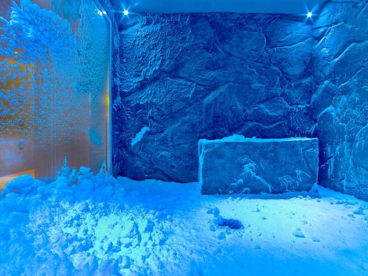 Snow Grotto