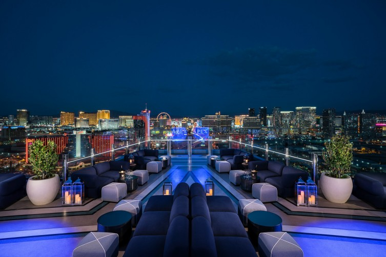Apex Social Club at Palms Casino Resort.