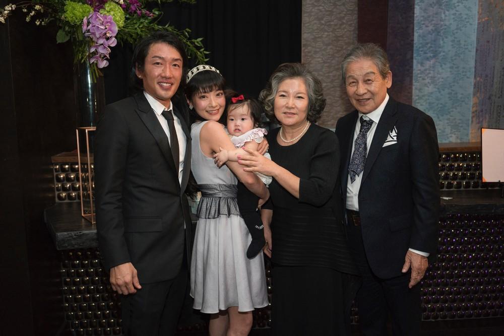 Crown Prince Andrew Lee, Princess Nana Lee, Princess Star Lee, Princess Kyung-soo Lee, Crown Prince Yi Seok,
