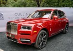 The  new SUV Cullinan