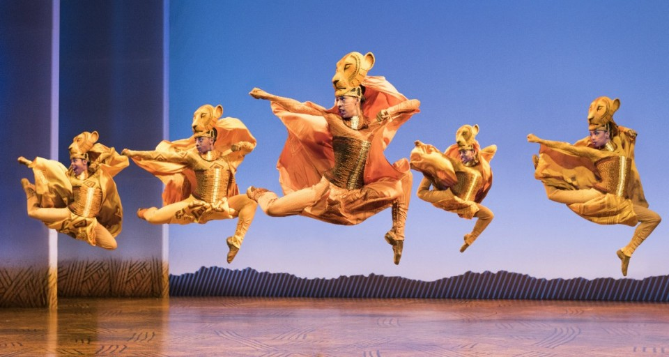 Disney's The Lion King Roars Into The Smith Center Las Vegas