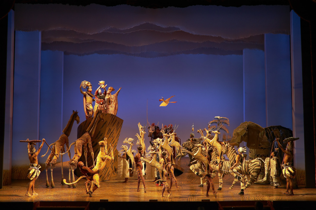 """The Circle of Life"" from THE LION KING"