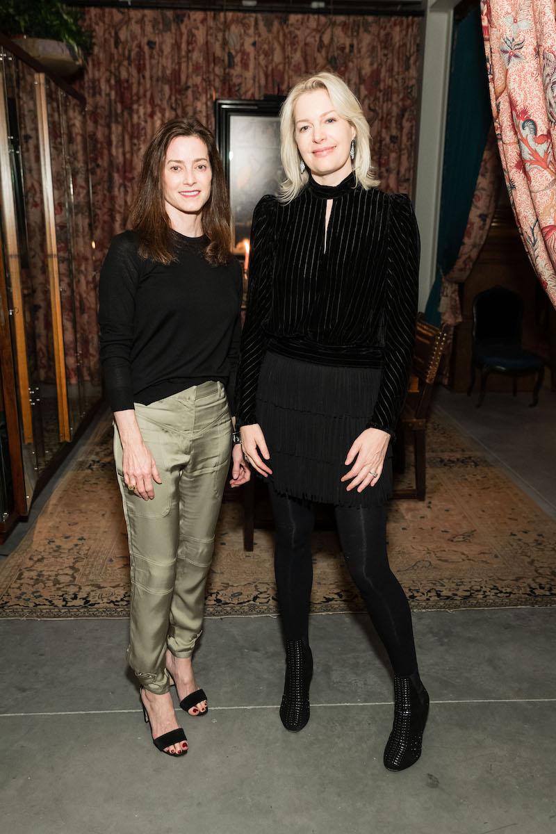 Carol Bonnie and Victoria Raiser