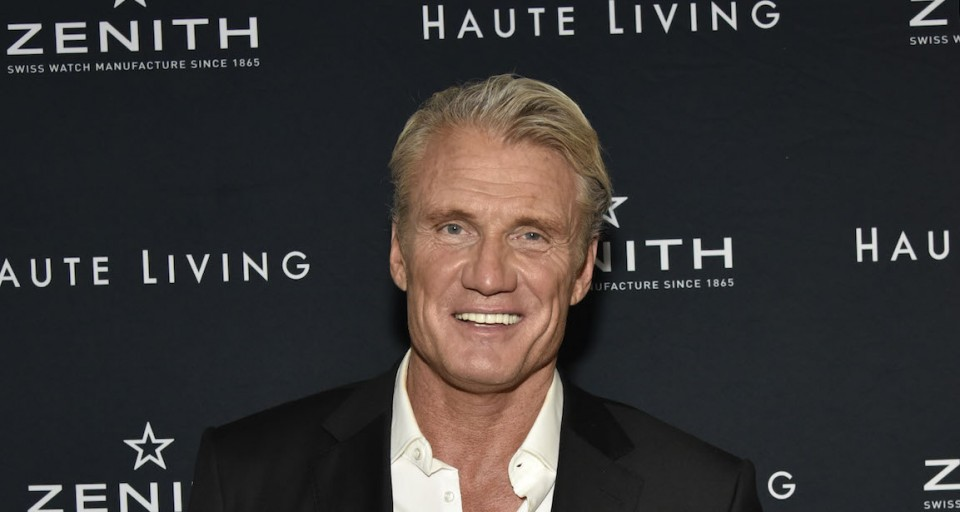 Haute Living And Zenith Celebrate Dolph Lundgren At MR CHOW