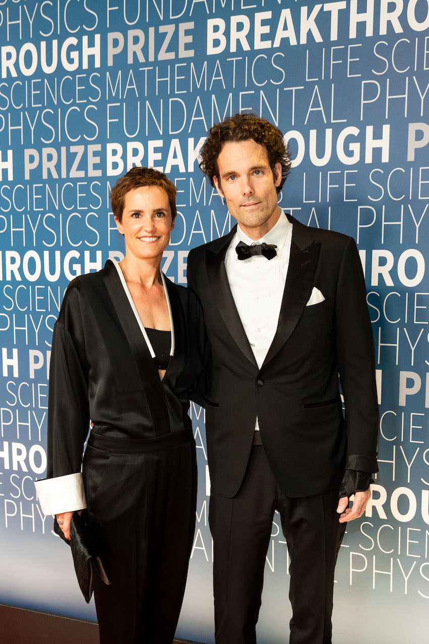Andrea Schindler and Philipp Schindler