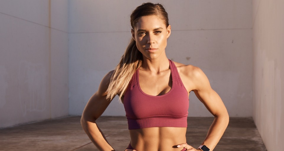 Kelsey Wells Discusses Her PWR Program, Inspiration, And Hitting The Gym Post-Pregnancy