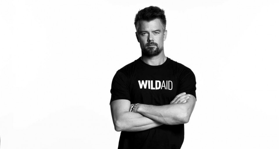 How Josh Duhamel Is Seeking To End The Illegal Trade Of Wildlife