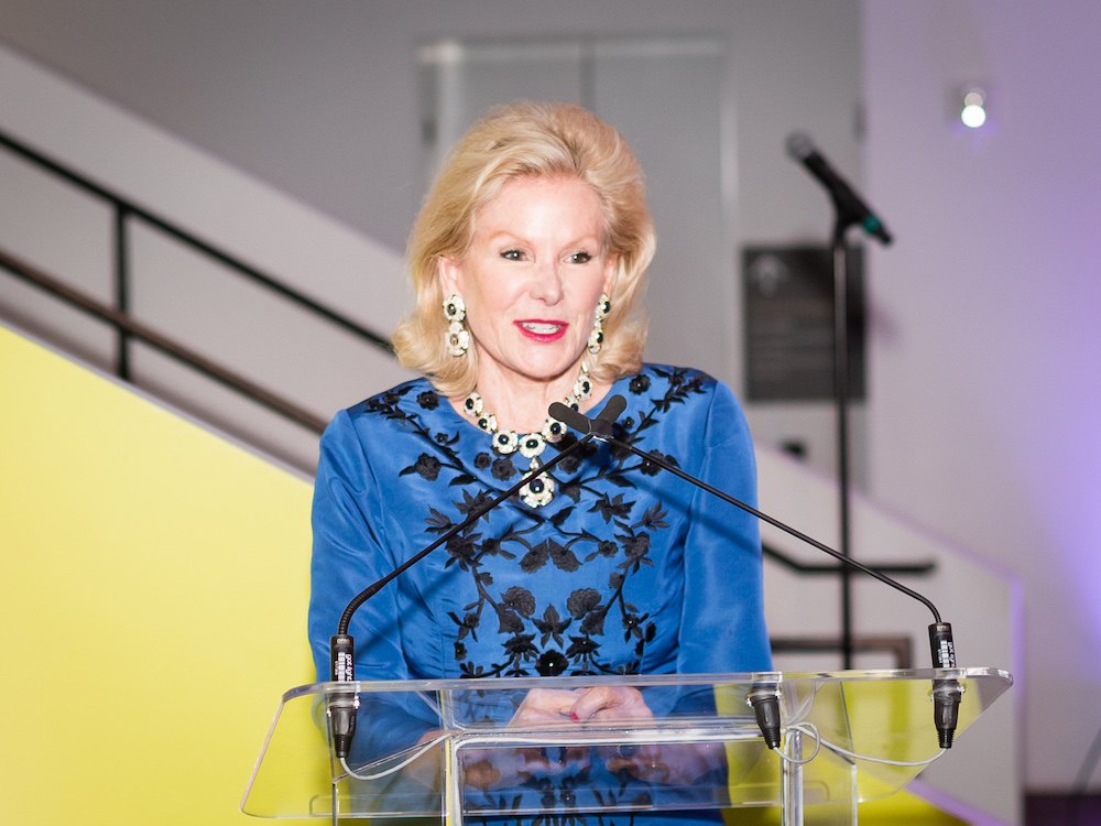Speaking at the World Cities Cultural Summit Gala Dinner on November 15