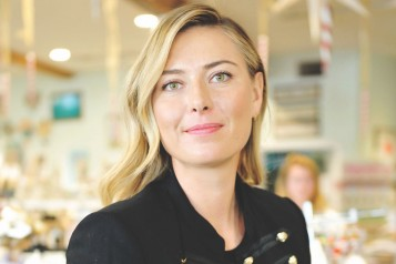 Maria Sharapova to Celebrate Sugarpova and Kick off Holiday Shopping with a Meet & Greet and Autograph Signing At Tabula Rasa Essentials Gift Shop in Manhattan Beach