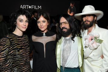 2018 LACMA Art + Film Gala Honoring Catherine Opie And Guillermo del Toro Presented By Gucci – Inside