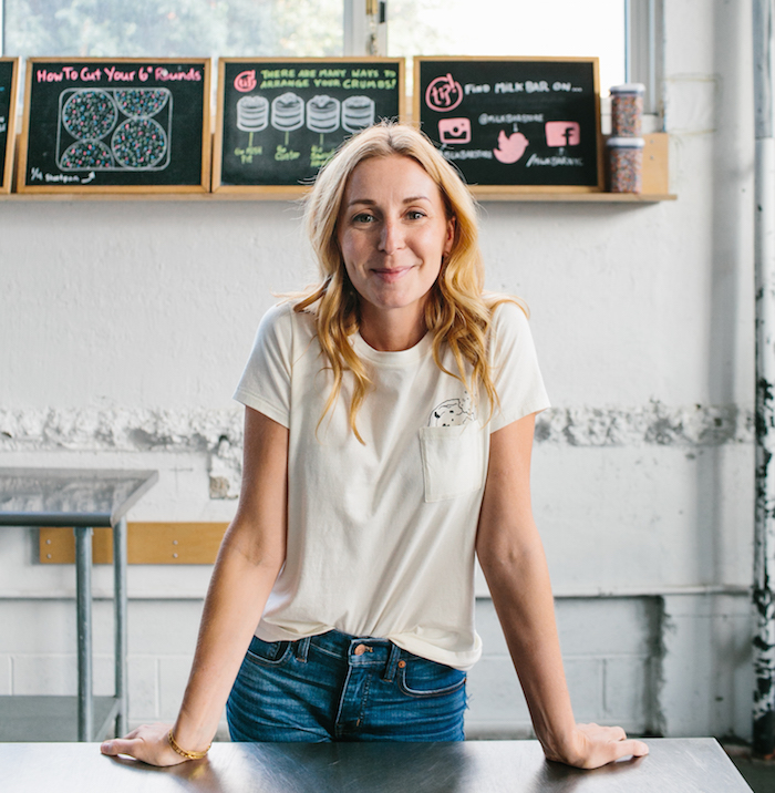 Chef Christina Tosi