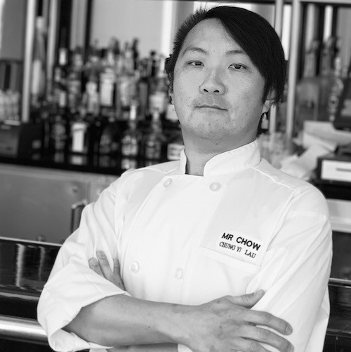 Chef Chung Yi Lau