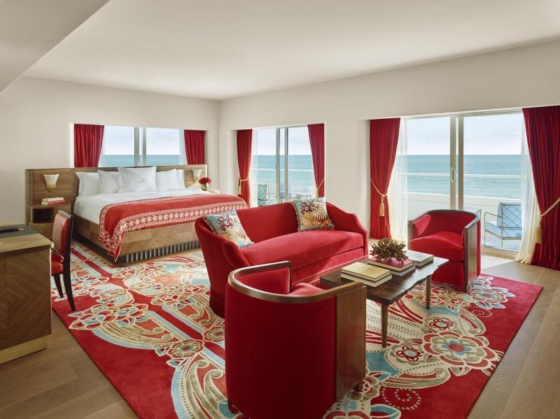 Faena Suite_Bedroom_Photo by Nik Koenig