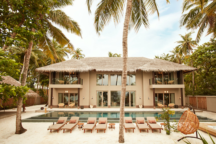 Four Bedroom Beach Residence with Pool